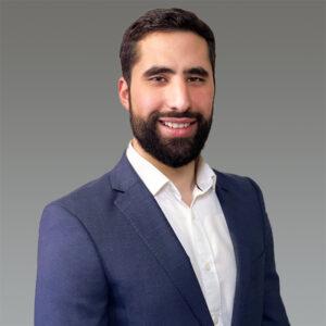 Hisham Hamdy headshot